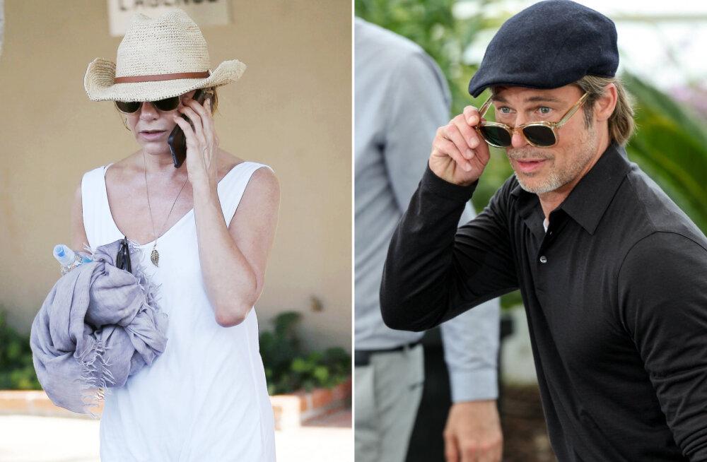 PALJASTUS | Milline on Jennifer Anistoni ja Brad Pitti vaheline suhe pärast naise saatuslikku 50. sünnipäeva?