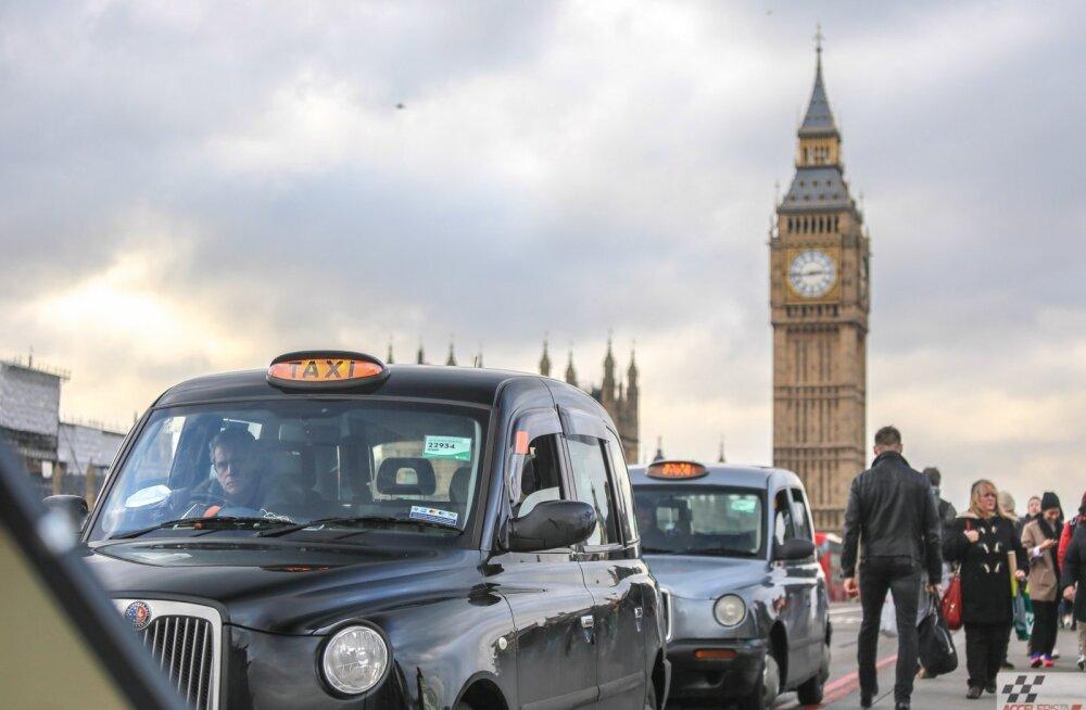 """Палата лордов британского парламента заблокировала """"жесткий Brexit"""""""