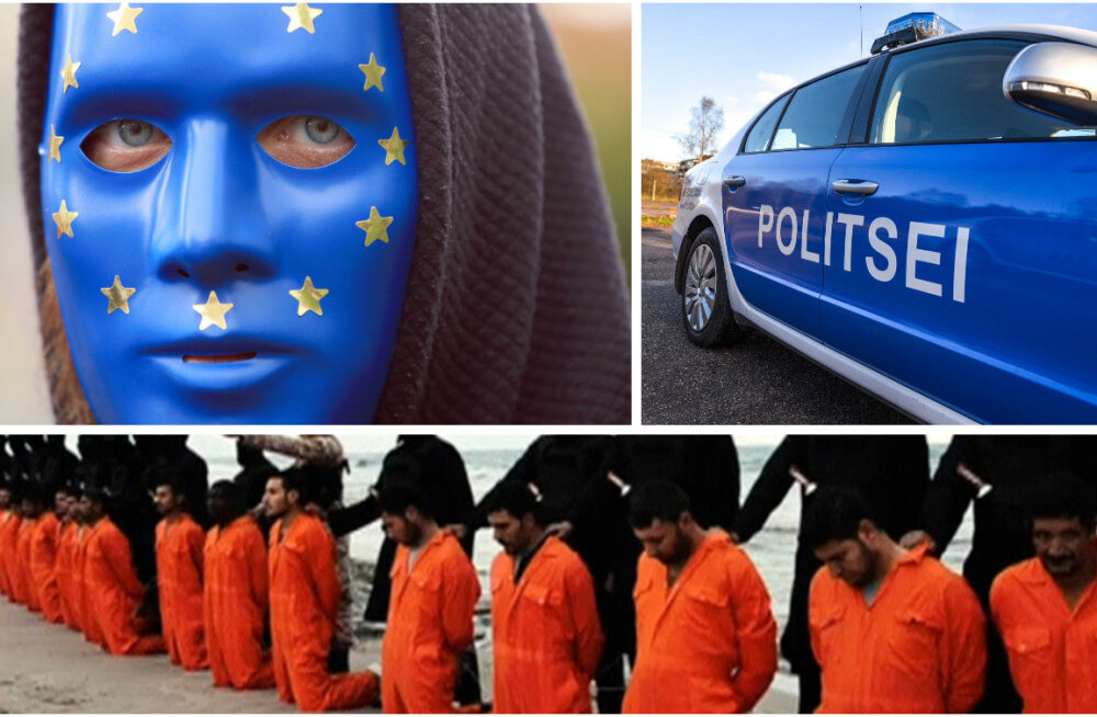"""ГЛАВНОЕ ЗА ДЕНЬ: Очередной алководитель, обещание ИГИЛ, """"марш за Европу"""" и прочее"""