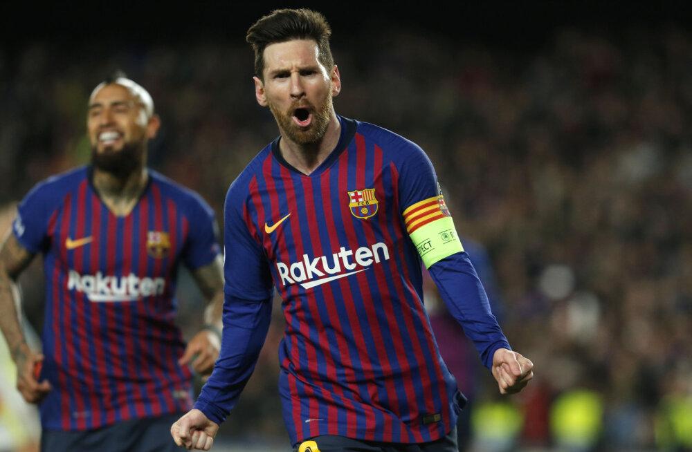 BLOGI | Meistrite liiga loosi järelkajad: Messile peaks madin Manchester Unitediga meeltmööda olema!