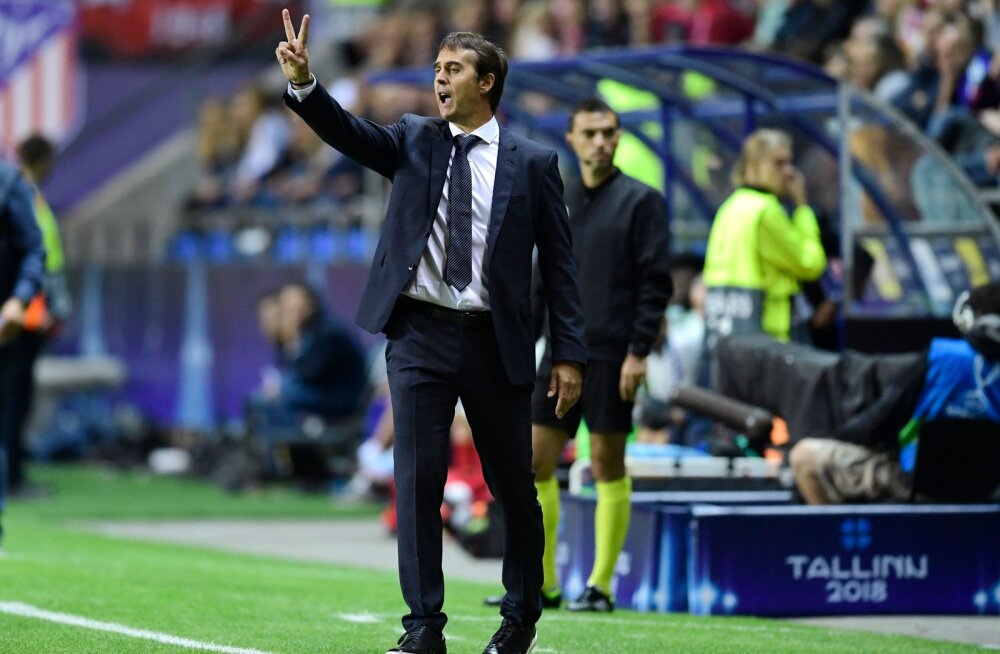 Hispaania koondisest ja Madridi Realist kinga saanud Lopetegui leidis uue prestiižika töökoha