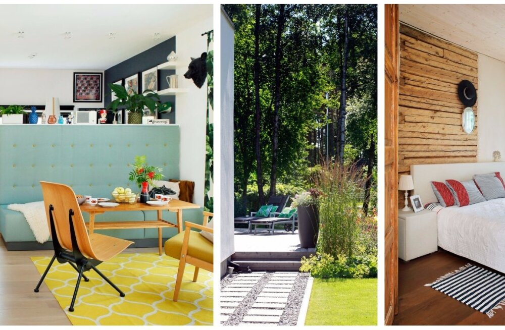 """Конкурс """"Красивый дом 2017"""": где находятся самые-самые квартира, сад, ванная, спальня Эстонии"""