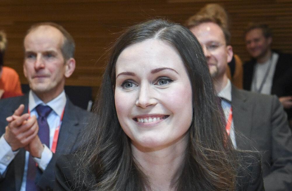 Мы заглянули в Instagram премьер-министра Финляндии! Там много про ЛГБТ, работу и двухлетнюю дочь