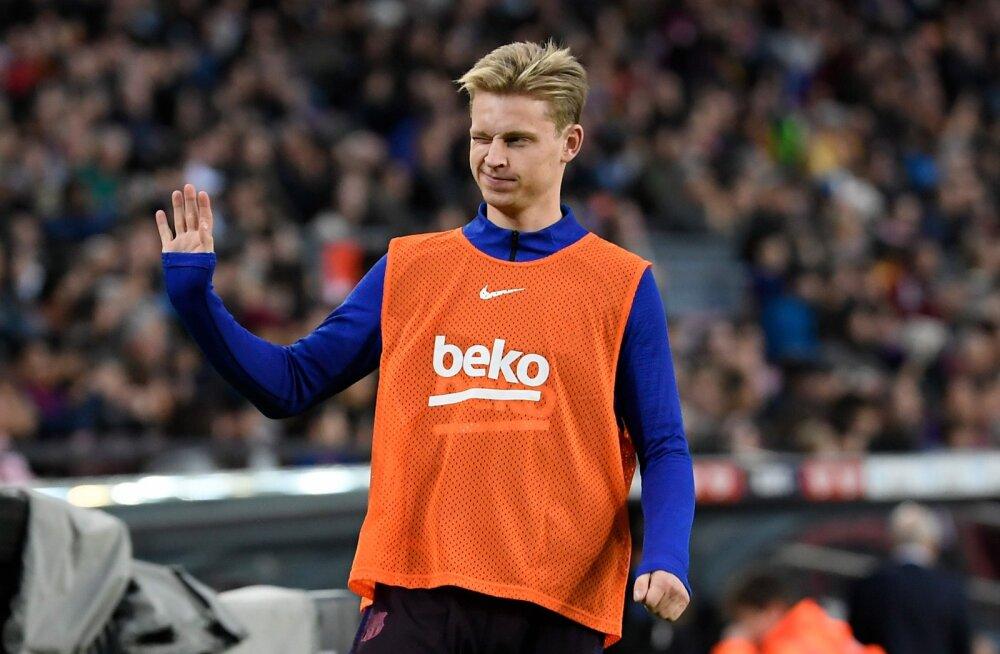 Barcelona tähtmängija: Inglismaa meistriliiga on kõvema tasemega kui Hispaania võistlussari