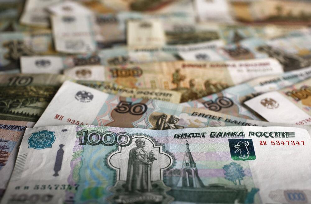 Sanktsioonid? Venemaa suurim pank teenis rekordkasumi