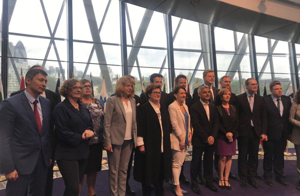 Михаил Кылварт: важно повысить роль городов в принятии значимых для Европы решений