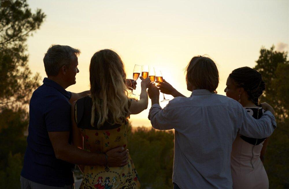 Eesti naiste seiklused välismaa meestega: absoluutselt kõik on võimalik — elagu spontaansus!