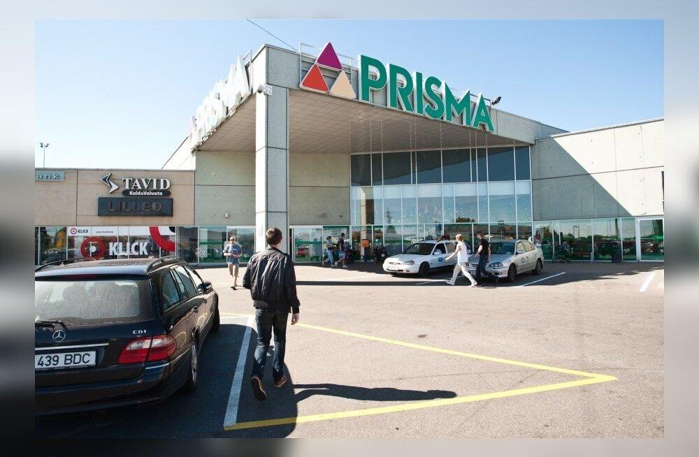 Исторический момент: Sikupilli Prisma становится первым эстонским круглосуточным гипермаркетом
