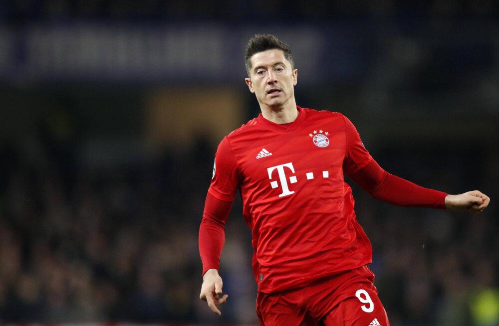 Kolm miljonit eurot! Müncheni Bayerni tähed andsid suure panuse koroonaviiruse vastaseks võitluseks