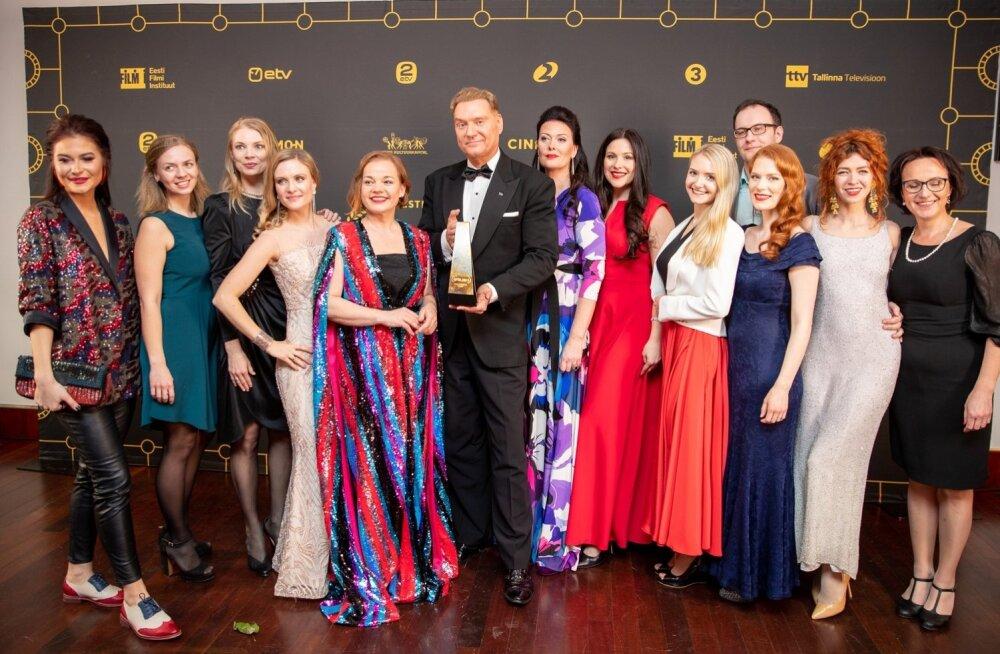 EFTA 2019 võitjate fotosein