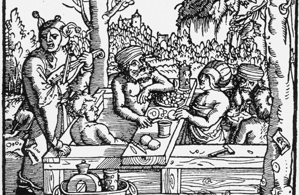 Kas keskaegsed inimesed tõesti ei pesnud end?
