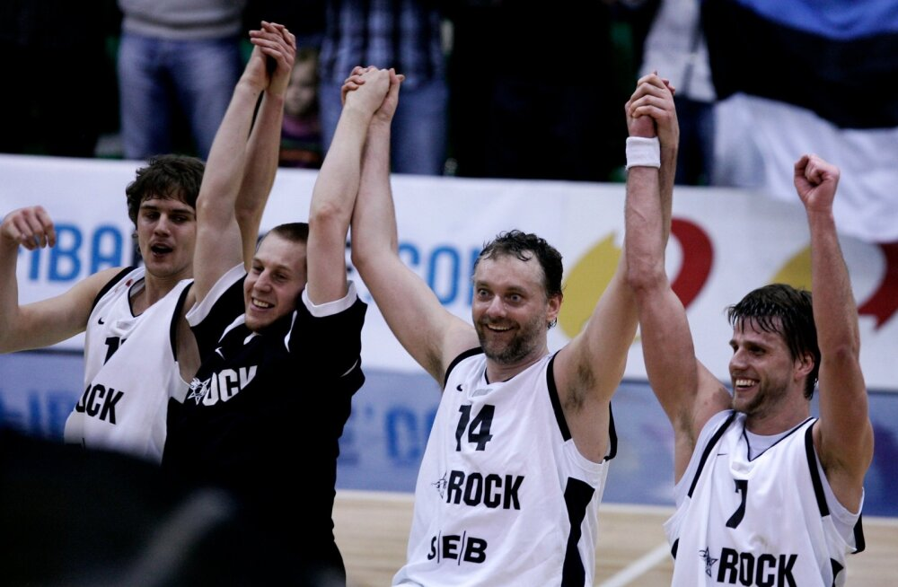TÜ ROCK - PERMI URAL GREAT, FIBA EUROCUP