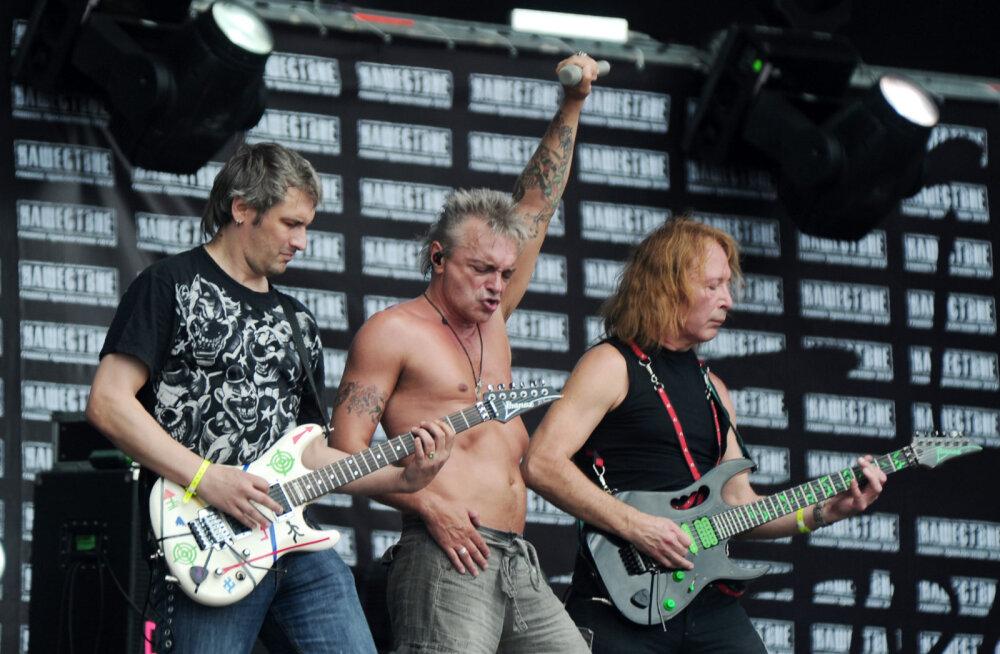 Tuntud vene rokkbänd tühistas esinemise Tallinnas ja lahkus piletirahaga. Korraldaja süüdistab ansamblit valetamises