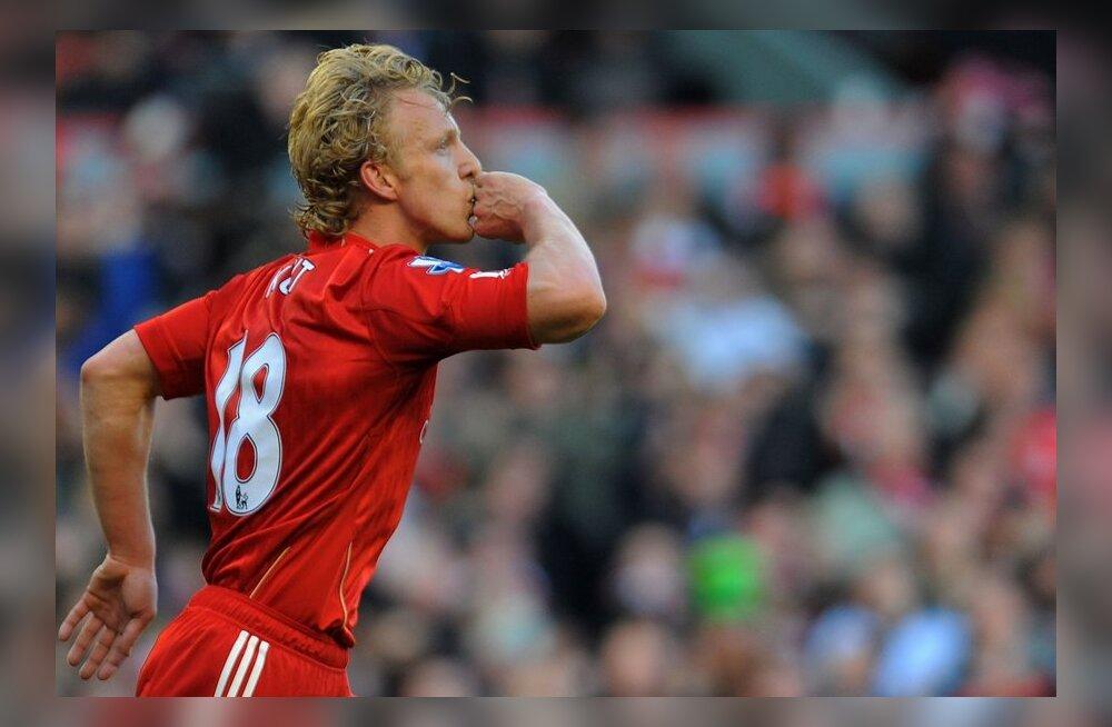 Dirk Kuyt, FC Liverpool, jalgpall