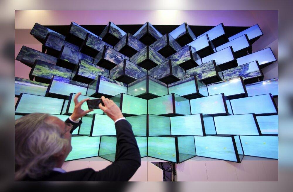 Leide tehnikamessilt IFA 2014: 8K-teler, tugev Galaxy, Lumiaga pildistamine paraneb...