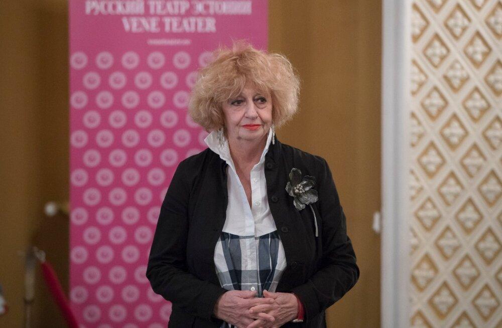 Vene teatri pressikonverents 23.01.2018