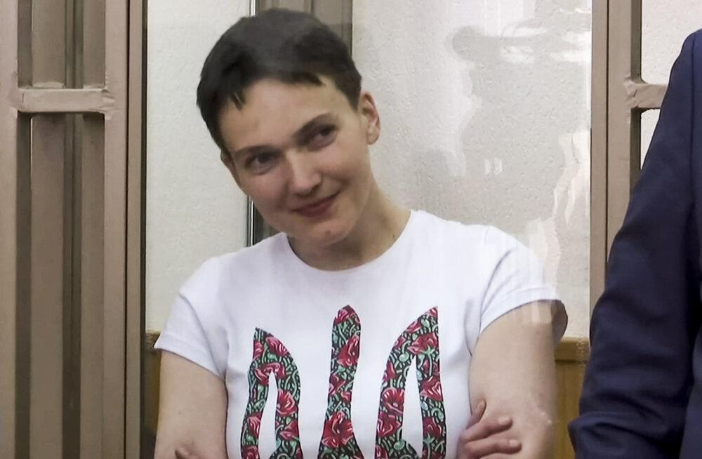 Кремль допустил обмен Надежды Савченко