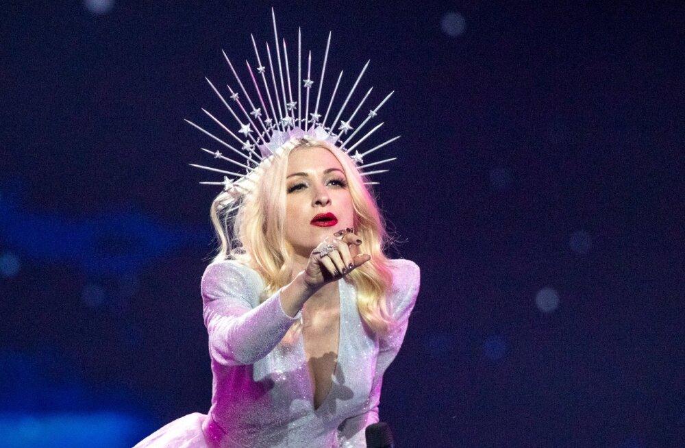 Eurovision 2019 finaal zürii läbimäng