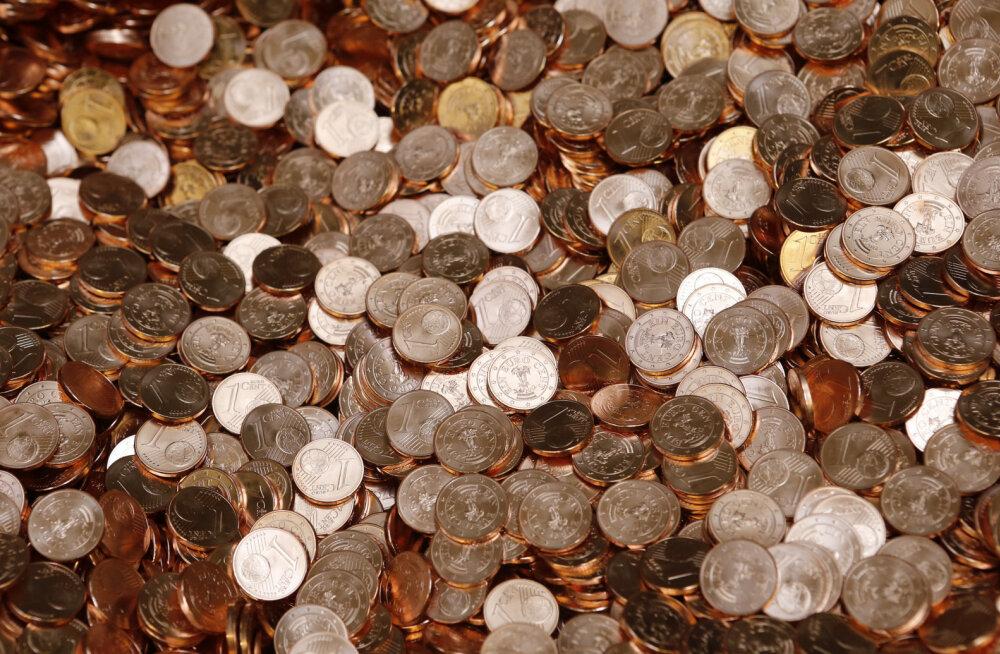 Kuhu kadusid ühe- ja kahesendised mündid?