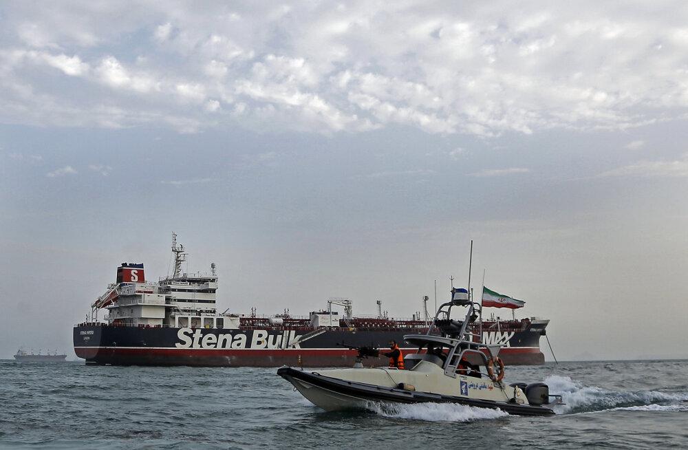 Nafta kallineb Iraani tegevuse tõttu