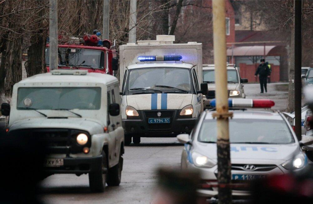 Ukrainas sai väikebussiõnnetuses surma kaheksa inimest