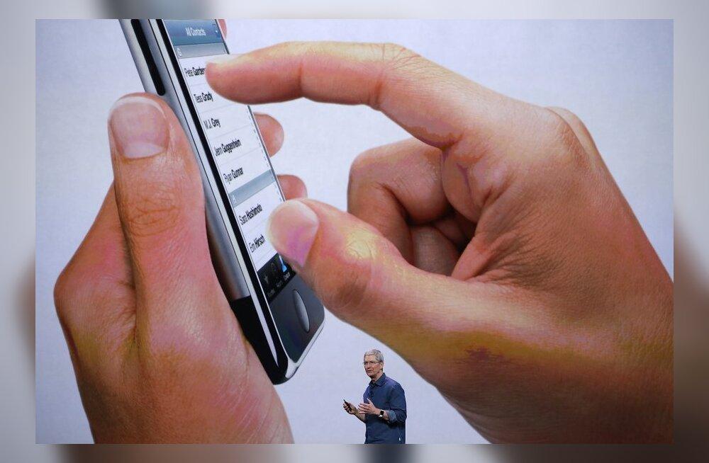 Apple esitles lõpuks oma luksuslikku nutikella Watch ja kahte mürakat telefoni