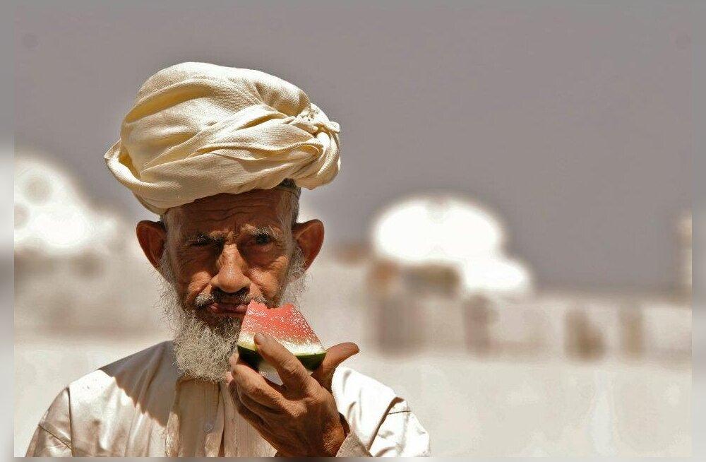REISIFOTO KOOL: Kuidas pildistada turgu ja toitu