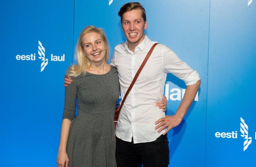 Elina Born ja Stig Rästa saadeti Viini
