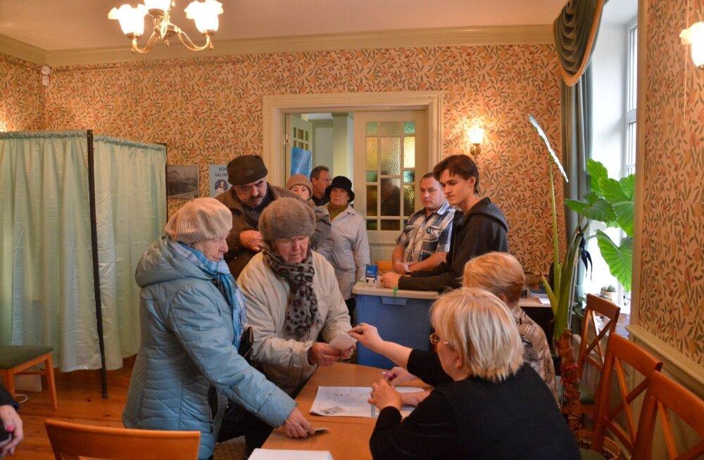 Kuremäe valimisjaoskond Illuka vallas
