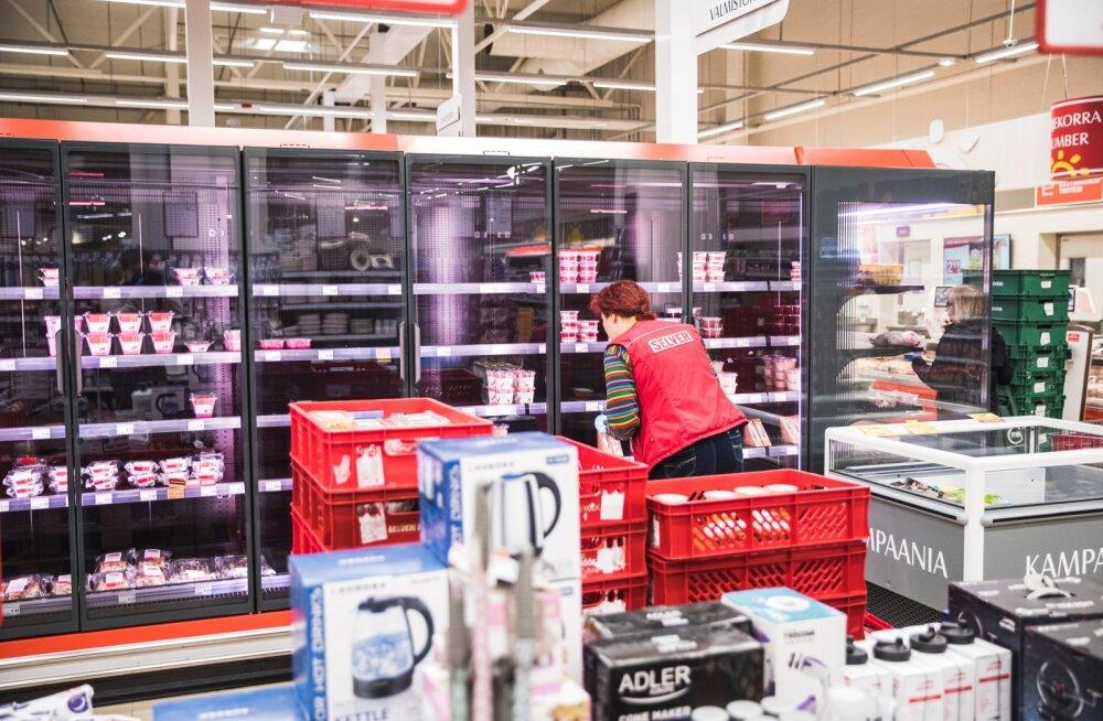 Tööstused on lubanud: eri tarbijasegmentide toiduvalikud laienevad