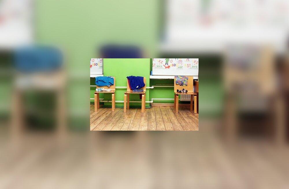 Lasteaed, toolid