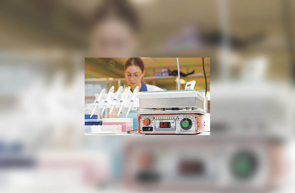 Tartus tegutseb unikaalne silmahaiguste uurimise firma