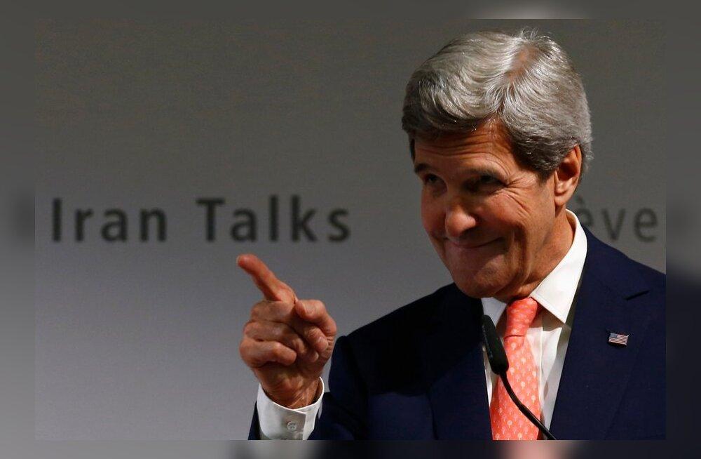 Kerry: tuumakokkulepe Iraaniga oli äärmiselt lähedal