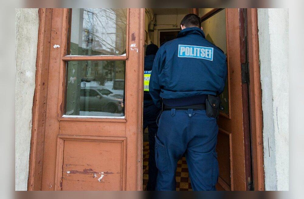 JUHTKIRI: Politseinik-bussijuhi üheksa ametit