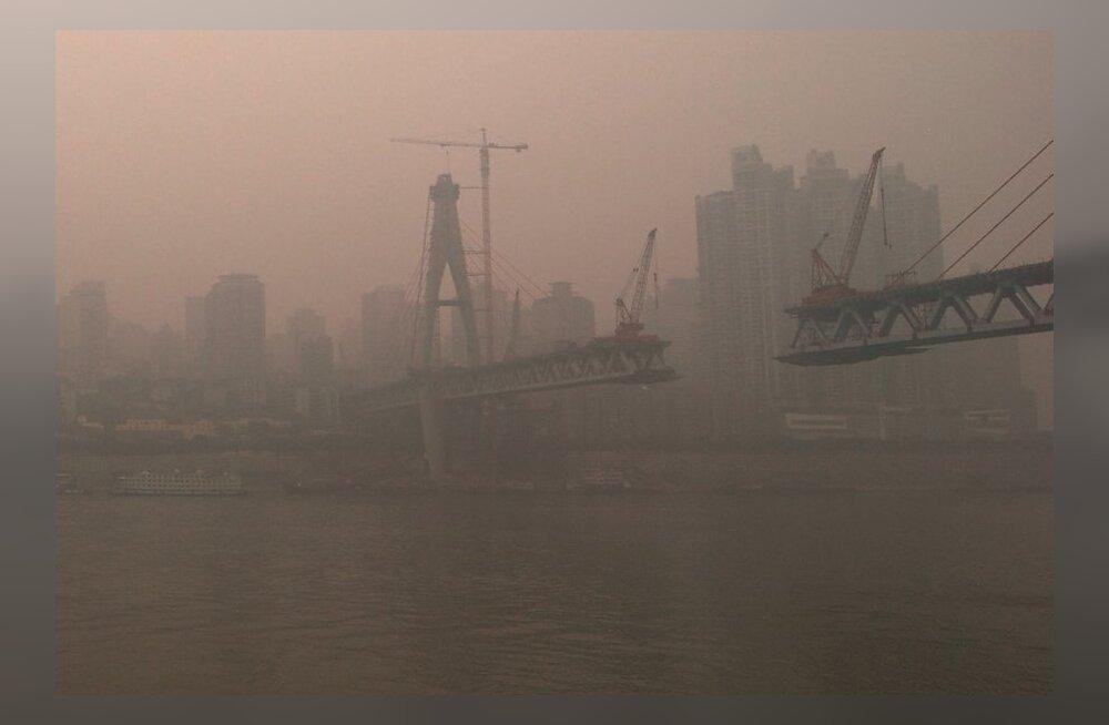 Chongqing: udune tulevik