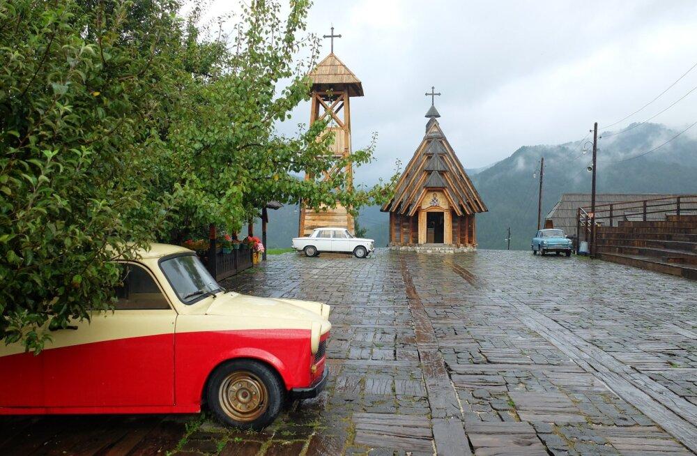 REISIIDEE | Viis unikaalset kohta, mida Serbias külastada