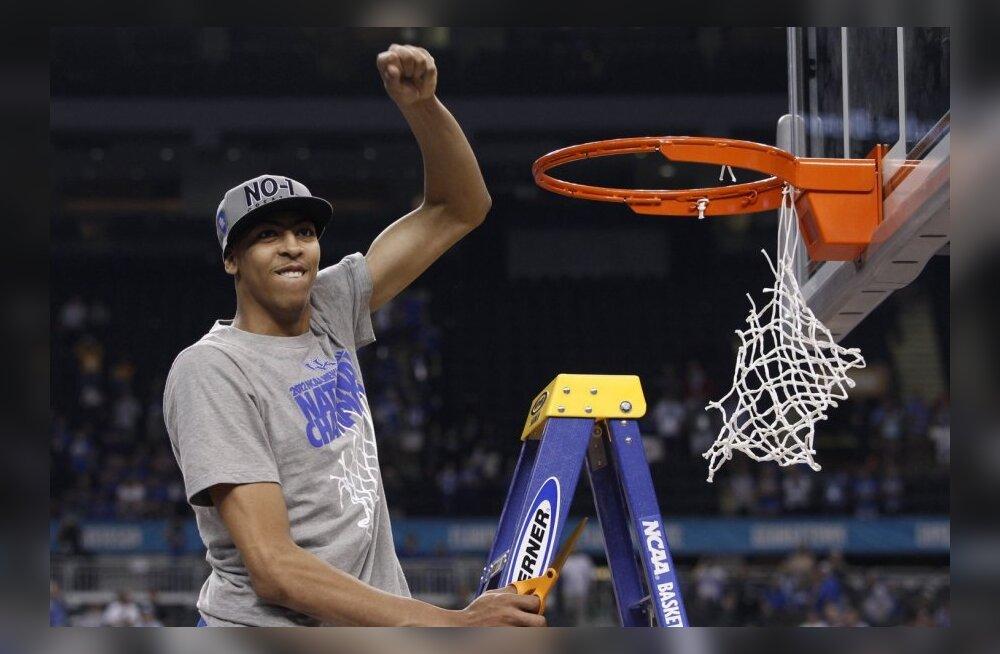 10 viskest ühe tabanud tulevane NBA täht juhtis Kentucky USA ülikoolide meistriks