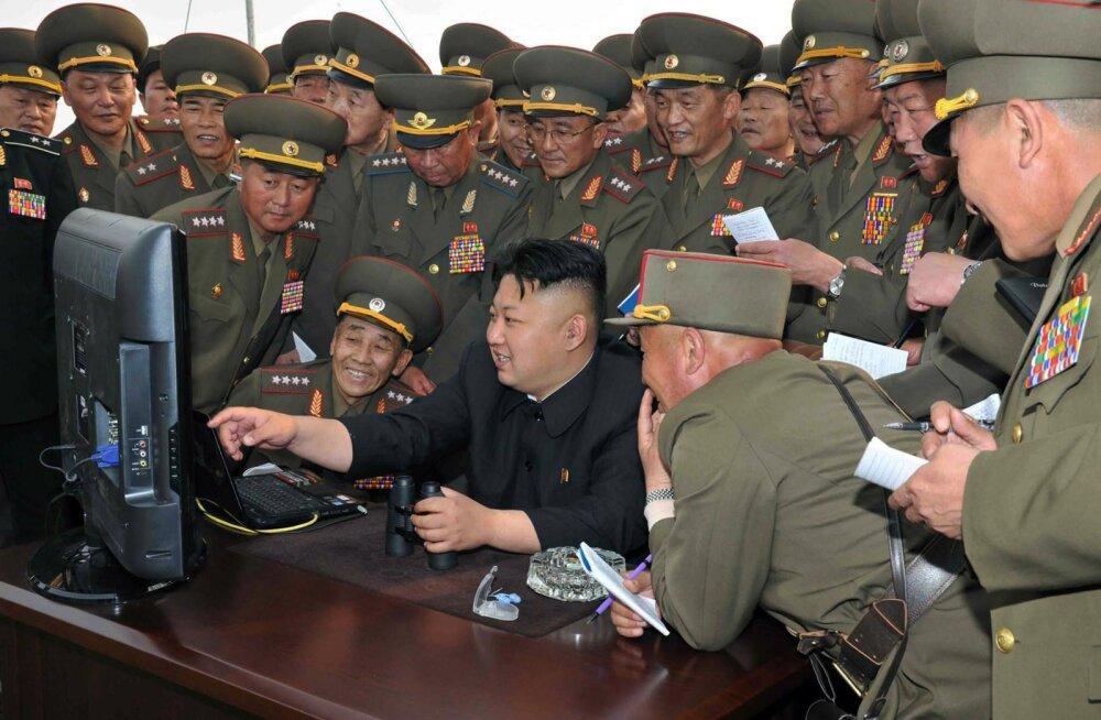 Infoturbeekspert: Põhja-Korea võib küberrünnakutega paigata oma lekkivat eelarvet