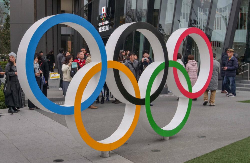 Koroonaviirus on pannud Tokyo olümpia korraldajad muretsema