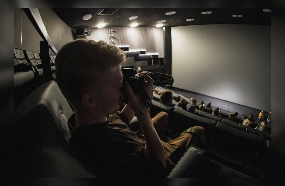 Kosmos IMAX kinosaal