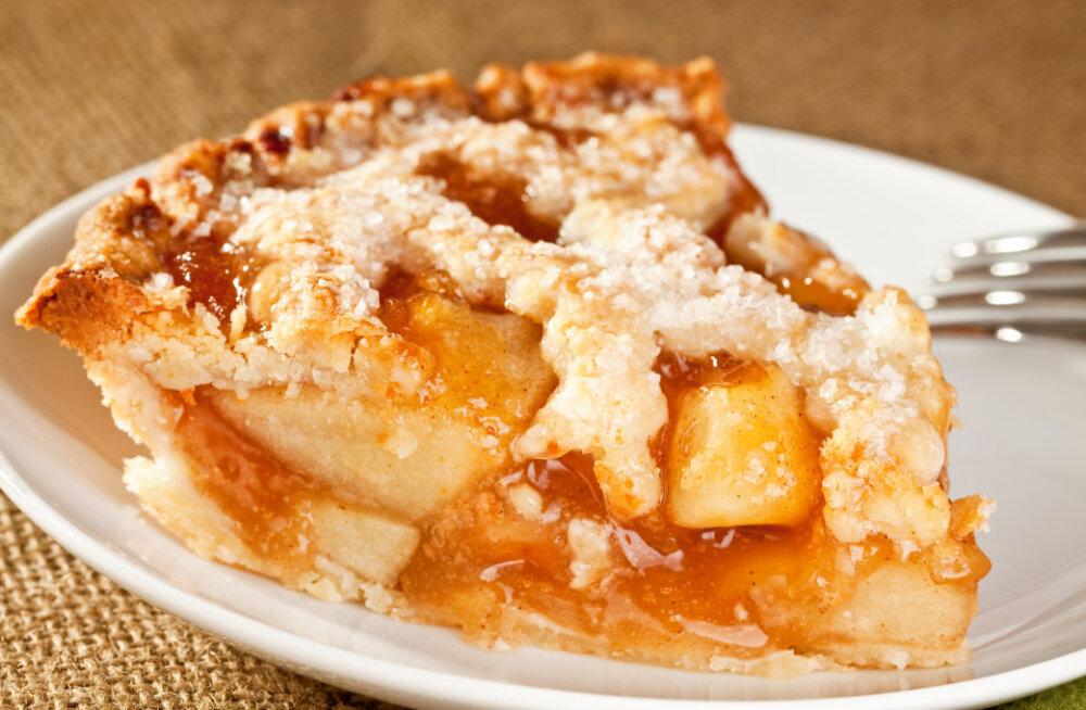ARVO KOKAKOOL | Selle sügise hitt on õuna-kohupiimapurukook