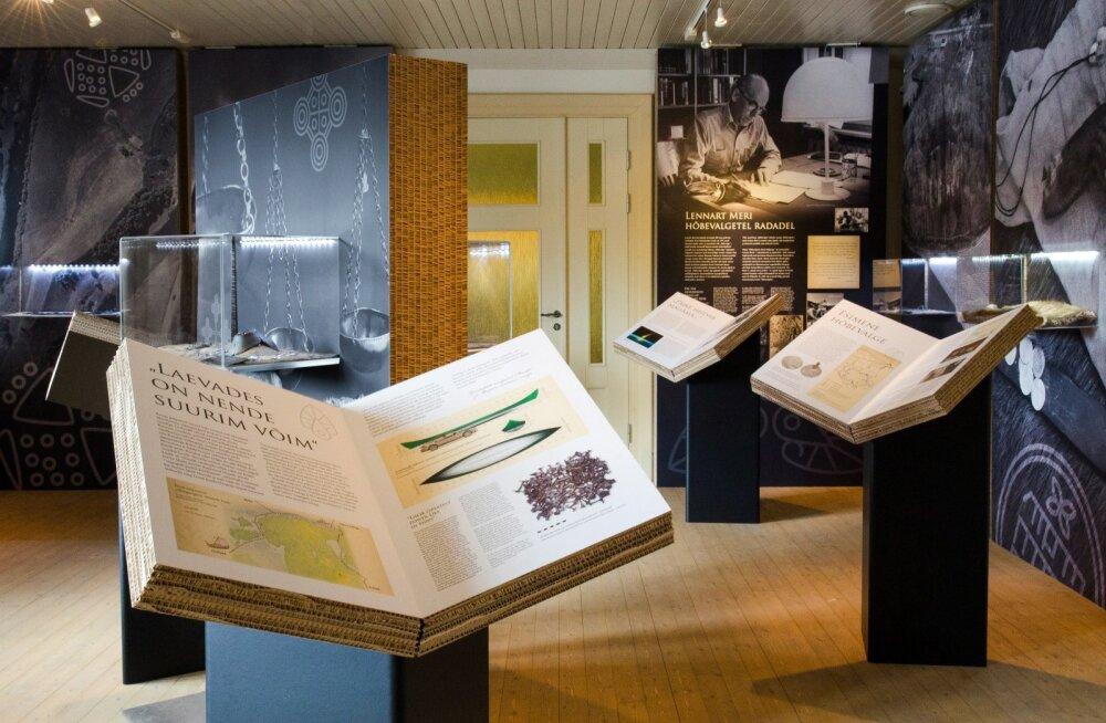 """Aasta parim näitus 2014: """"Hõbevalgeim. Rävala hiilgeaeg"""" Rannarahva Muuseumis"""