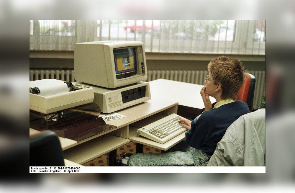 IBM Personal Computer XT (1983)