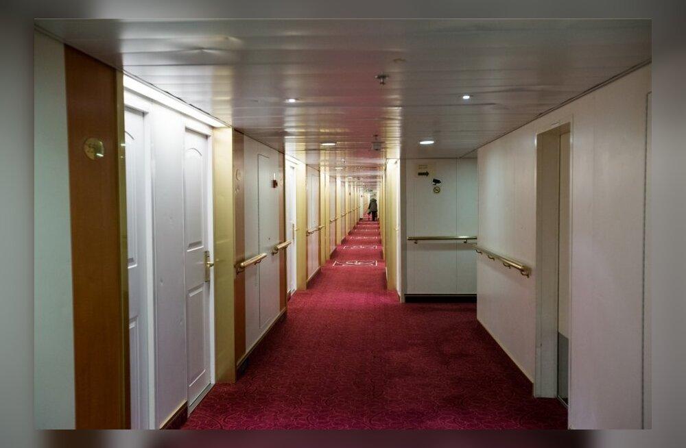 Tallink Jaak Madisoni skandaalist: saame tagantjärele vaadata, kes on teinud kajutisse sisenemiseks lisakaardi