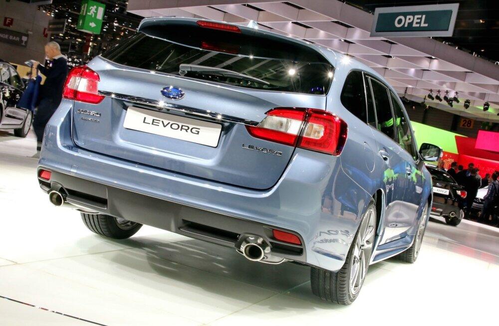 Võru autopoest üritati Subarut varastada