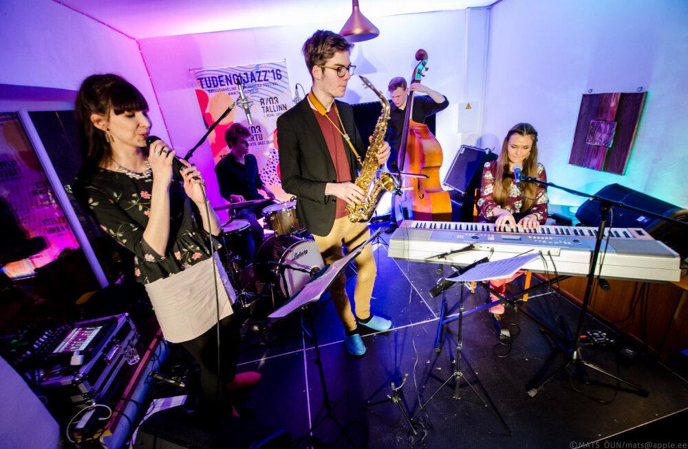 Tudengijazz esitleb: Foorum noortele muusikutele ehk TUJA KICK OFF!