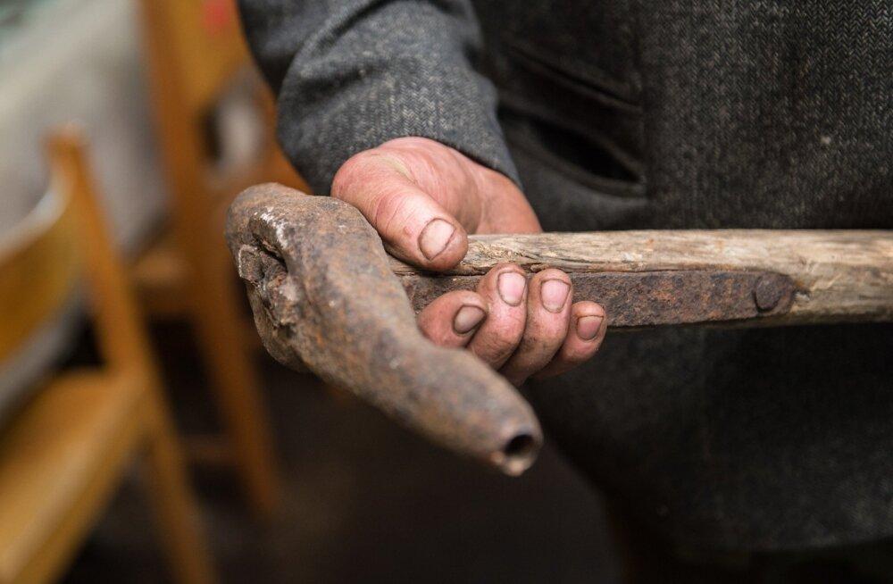 Näkiallika tööriistade muuseum