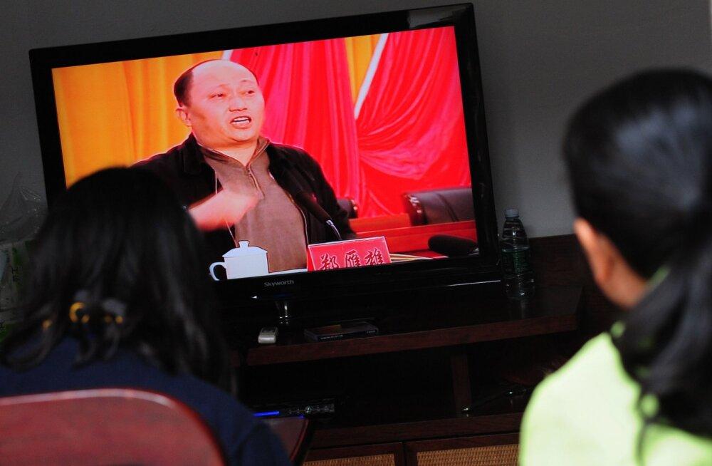 Hiina nimetas Hongkongi julgeolekujuhiks Zheng Yanxiongi
