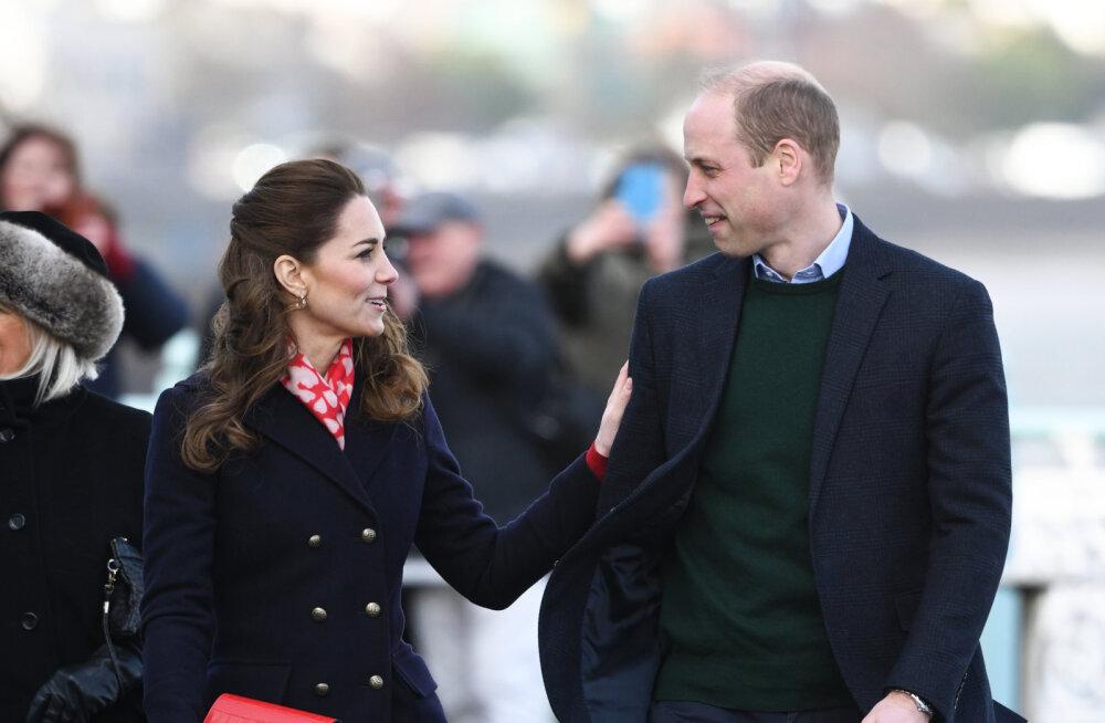 Prints Williami ja hertsoginna Kate'i suhe muutus peale Harry ja Meghani lahkumist