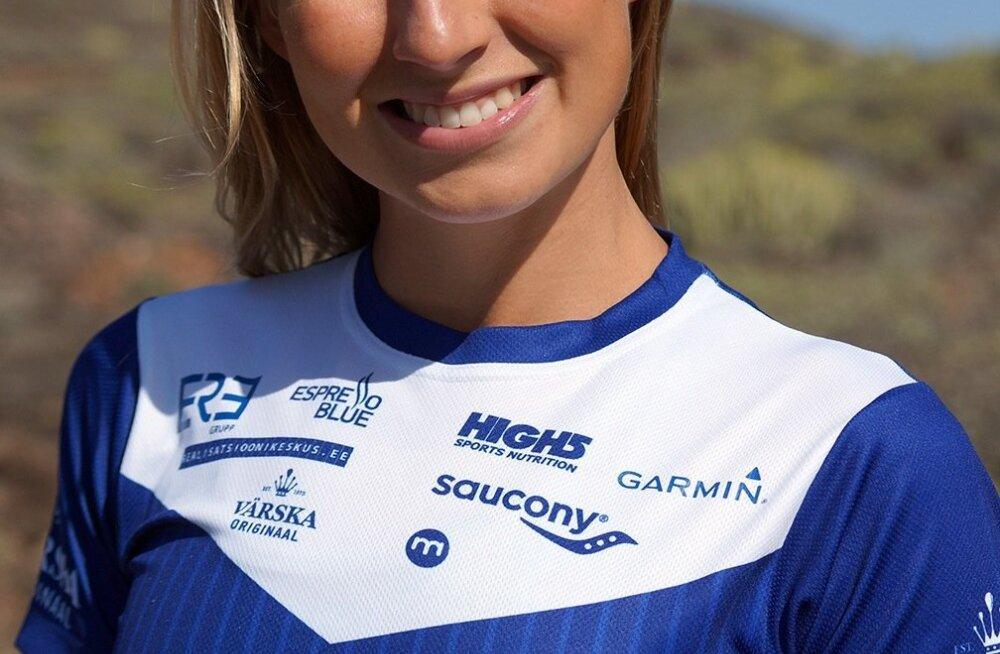 Triatleet Kaidi Kivioja